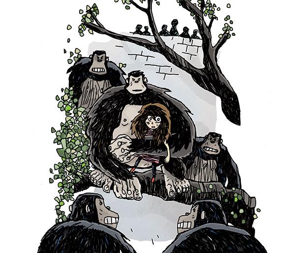 Illustration by Aaron Florian